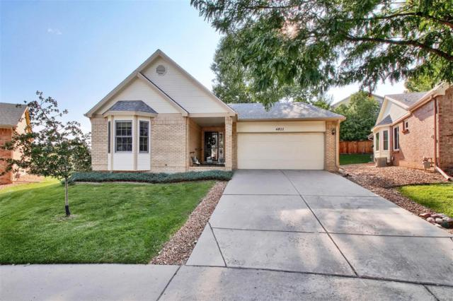 4811 Greenwich Drive, Highlands Ranch, CO 80130 (MLS #8424503) :: 8z Real Estate