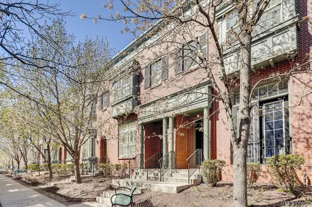 8717 E 29th Place, Denver, CO 80238 (#8424532) :: The Healey Group