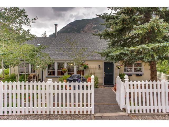 504 2nd Street, Georgetown, CO 80444 (MLS #8424606) :: 8z Real Estate