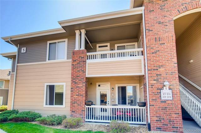 8481 W Union Avenue 5-104, Denver, CO 80123 (#8425109) :: The DeGrood Team