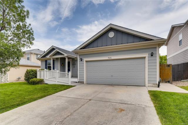 9646 W Swarthmore Drive, Littleton, CO 80123 (MLS #8425244) :: 8z Real Estate
