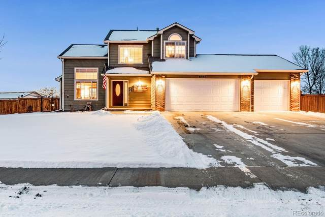 8551 Secretariat Drive, Wellington, CO 80549 (#8425736) :: The Scott Futa Home Team