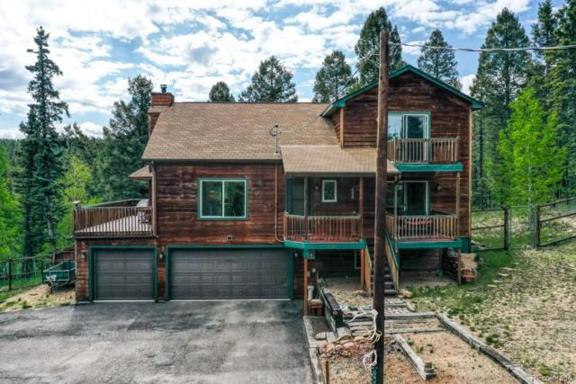 388 Spruce Lake Drive, Divide, CO 80814 (#8425808) :: HomePopper