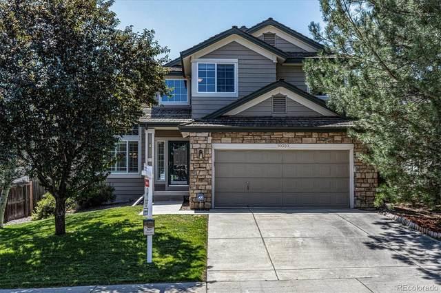 10320 Stoneflower Drive, Parker, CO 80134 (#8426196) :: Finch & Gable Real Estate Co.