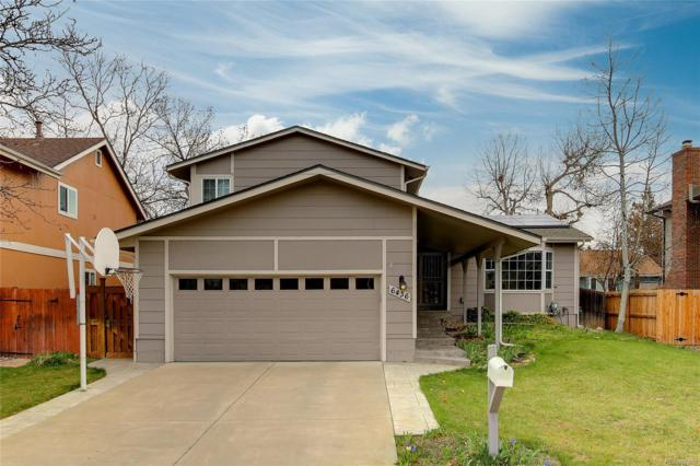 6436 S Galena Court, Englewood, CO 80111 (#8426618) :: The Peak Properties Group