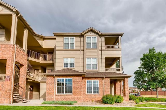 12914 Ironstone Way #104, Parker, CO 80134 (#8426701) :: The DeGrood Team
