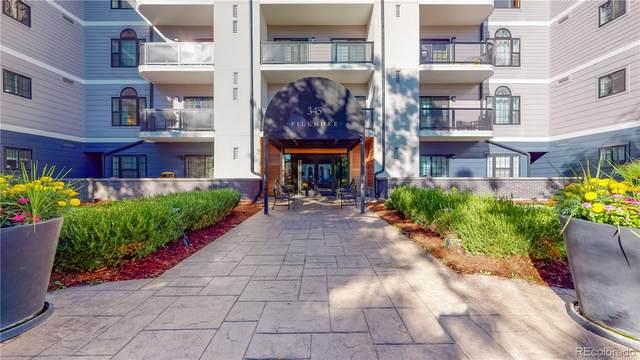 345 Fillmore Street #407, Denver, CO 80206 (#8427321) :: Real Estate Professionals