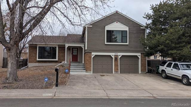1003 S Kittredge Way, Aurora, CO 80017 (#8428221) :: James Crocker Team