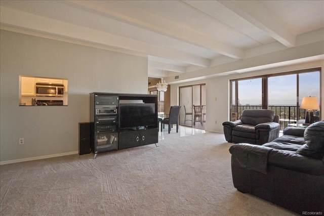 7877 E Mississippi Avenue #1605, Denver, CO 80247 (#8428567) :: The Griffith Home Team