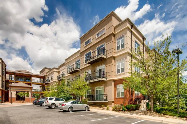 5677 S Park Place 310B, Greenwood Village, CO 80111 (#8429314) :: The DeGrood Team