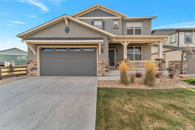 19352 W 88th Avenue, Arvada, CO 80007 (#8429859) :: The DeGrood Team
