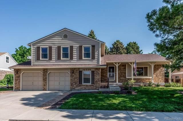 14335 W 70th Drive, Arvada, CO 80004 (#8429892) :: Wisdom Real Estate