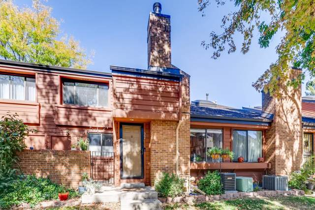 2685 S Dayton Way #22, Denver, CO 80231 (#8429945) :: 5281 Exclusive Homes Realty