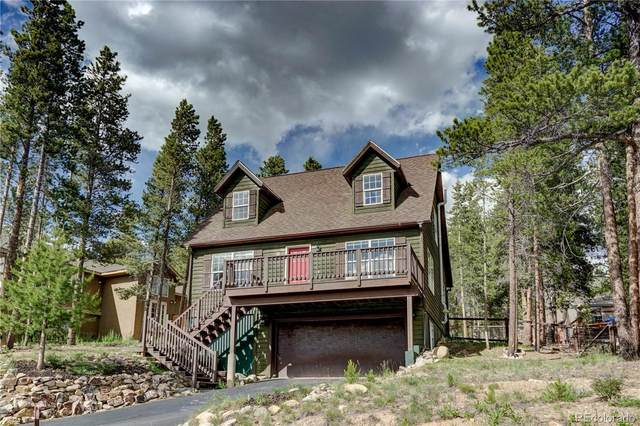 22 Comstock Court, Leadville, CO 80461 (#8430058) :: HomeSmart