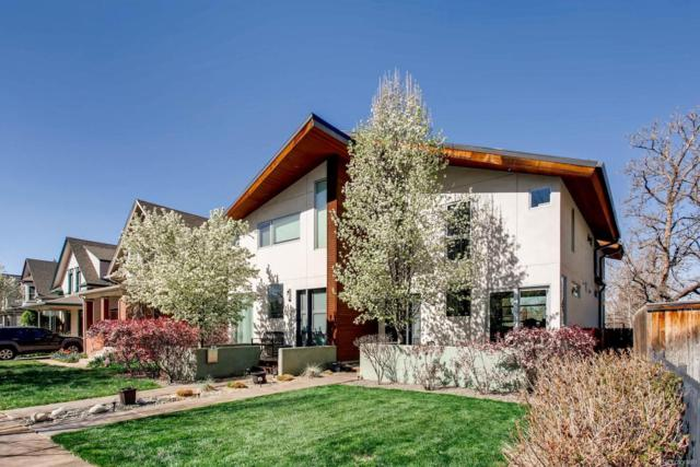 233 S Washington Street, Denver, CO 80209 (#8430082) :: The Healey Group