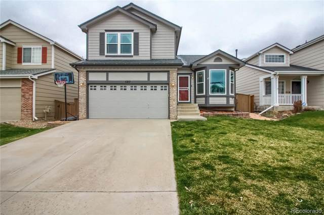 1217 Mulberry Lane, Highlands Ranch, CO 80129 (#8430455) :: My Home Team