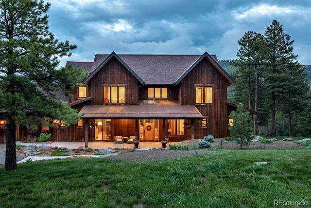 6056 Stone Creek Drive, Evergreen, CO 80439 (MLS #8430521) :: Bliss Realty Group