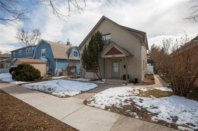 205 E Plum Street, Fort Collins, CO 80524 (MLS #8430674) :: 8z Real Estate