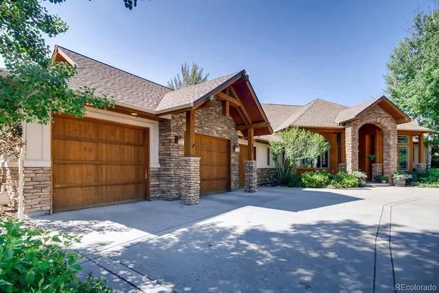 10484 Sunlight Drive, Lafayette, CO 80026 (#8430784) :: The HomeSmiths Team - Keller Williams