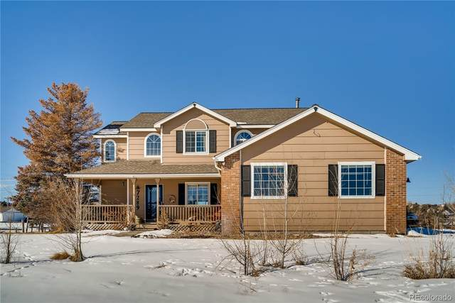 7289 S Ireland Way, Centennial, CO 80016 (#8430806) :: Berkshire Hathaway Elevated Living Real Estate