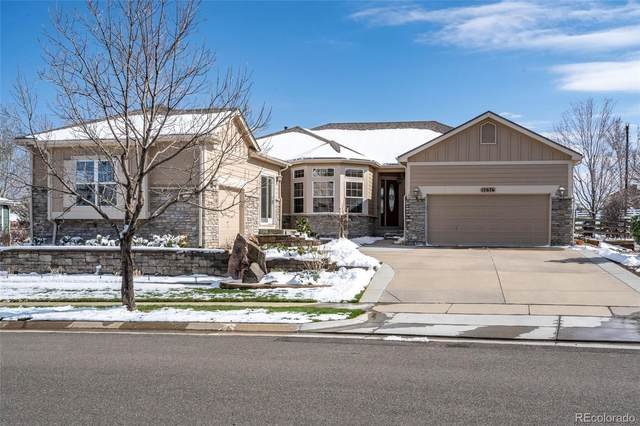15676 W 74th Place, Arvada, CO 80007 (#8431144) :: HomeSmart