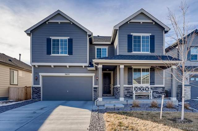 3655 White Rose Loop, Castle Rock, CO 80108 (#8431615) :: The HomeSmiths Team - Keller Williams