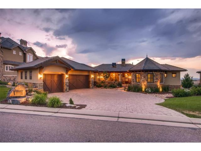 10829 Backcountry Drive, Highlands Ranch, CO 80126 (MLS #8431906) :: 8z Real Estate