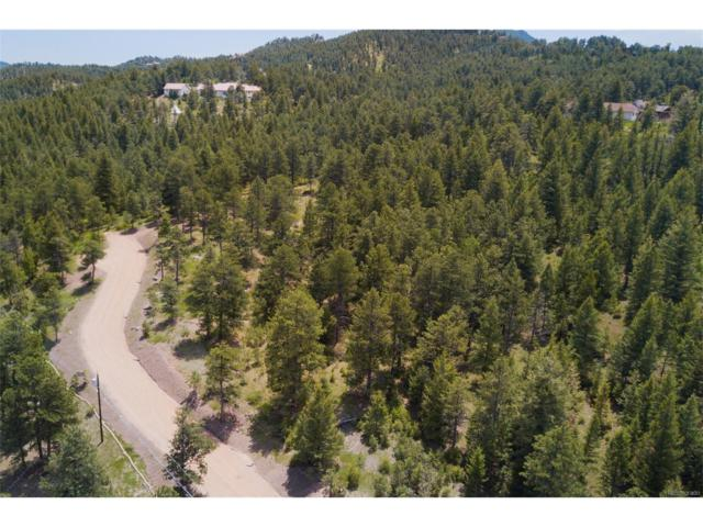 3367 Bronco Lane, Evergreen, CO 80439 (#8432255) :: Structure CO Group