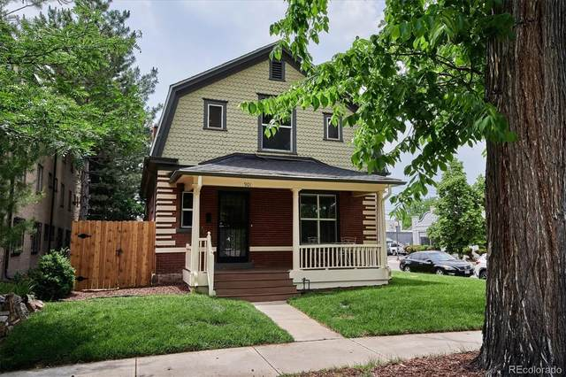 901 S Washington Street, Denver, CO 80209 (#8432741) :: iHomes Colorado