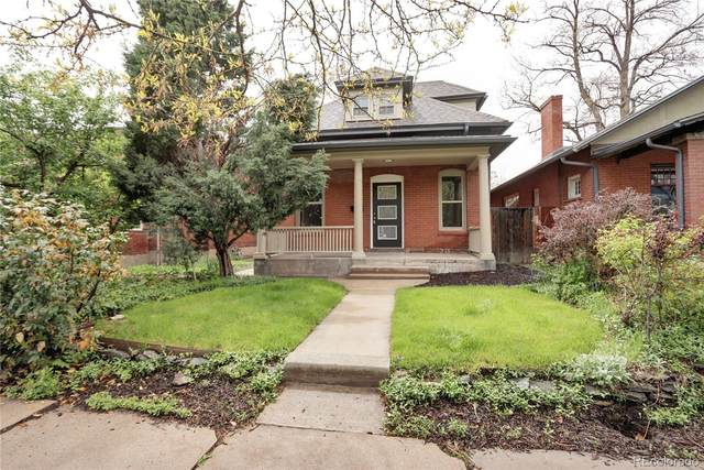 1051 S Pearl Street, Denver, CO 80209 (MLS #8432946) :: Clare Day with Keller Williams Advantage Realty LLC