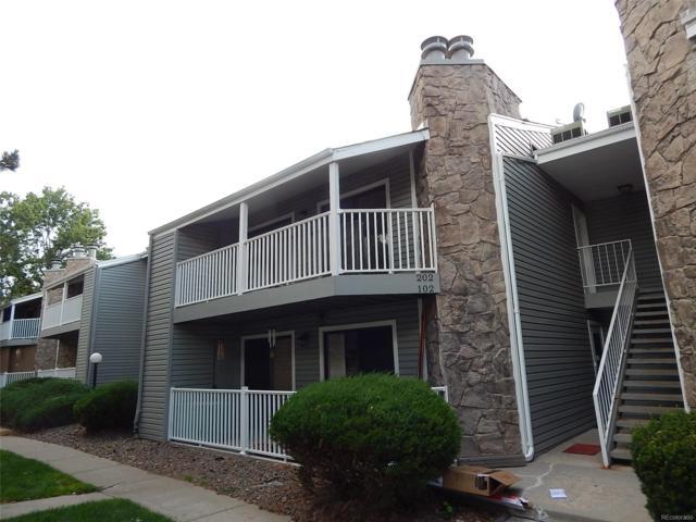 902 S Walden Street #202, Aurora, CO 80017 (MLS #8433069) :: 8z Real Estate
