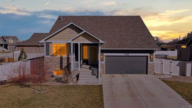 11448 Coal Ridge Street, Firestone, CO 80504 (#8433110) :: Bring Home Denver with Keller Williams Downtown Realty LLC