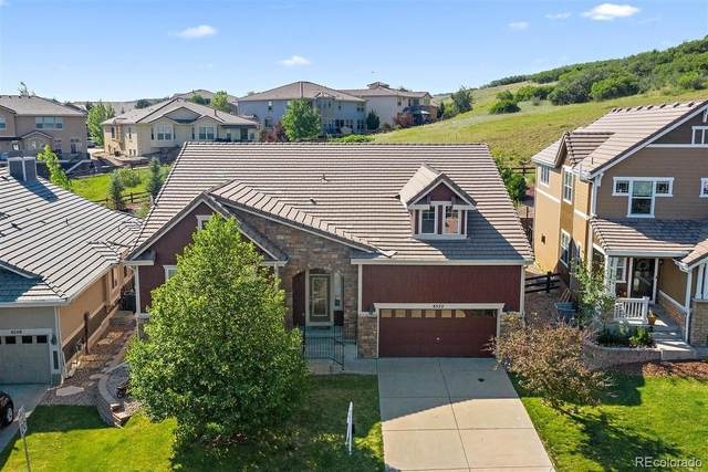 4522 Dusty Pine Trail, Castle Rock, CO 80109 (#8433193) :: The Margolis Team