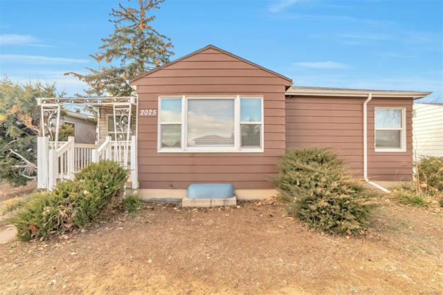 2025 Newark Street, Aurora, CO 80010 (MLS #8433338) :: Kittle Real Estate