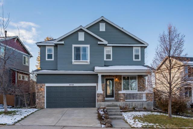 4458 Applecrest Circle, Castle Rock, CO 80109 (#8433450) :: The Peak Properties Group