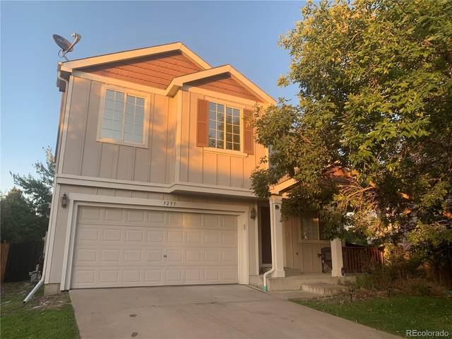 9293 E Missouri Avenue, Denver, CO 80247 (#8433727) :: The Peak Properties Group