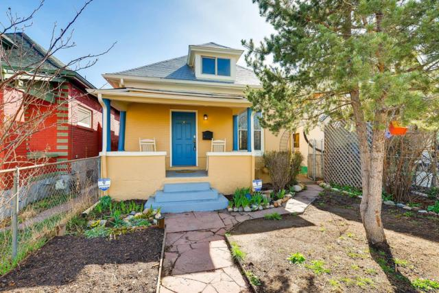 3318 N Gilpin Street, Denver, CO 80205 (#8433893) :: Hometrackr Denver