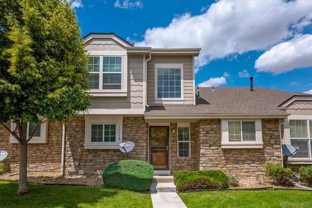 1295 S Zeno Circle B, Aurora, CO 80017 (#8434054) :: Venterra Real Estate LLC