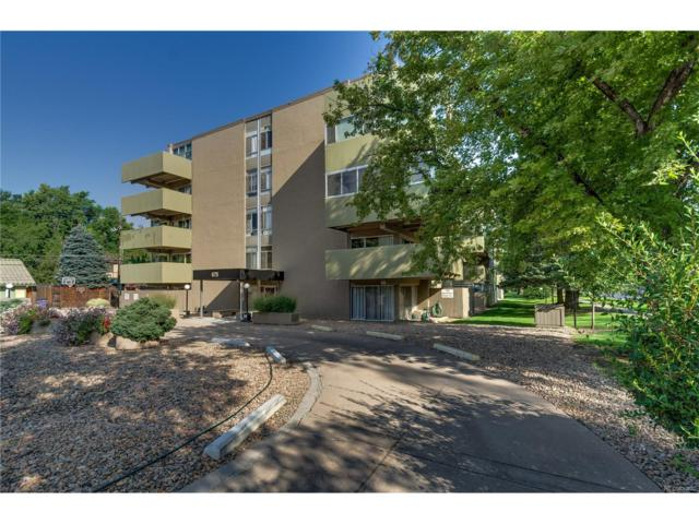 675 S University Boulevard #208, Denver, CO 80209 (MLS #8434201) :: 8z Real Estate