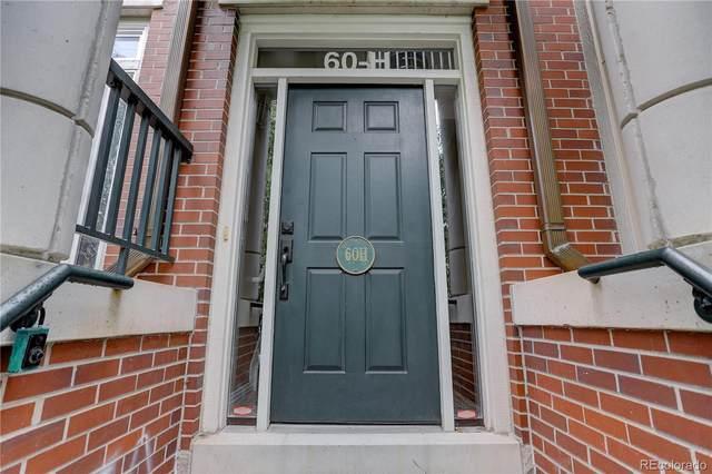 60 Garfield Street H, Denver, CO 80206 (MLS #8434410) :: Keller Williams Realty