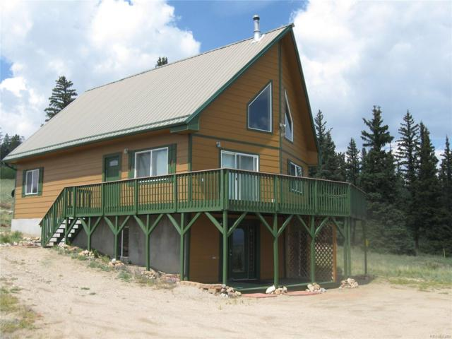 4018 Arrowhead Drive, Como, CO 80432 (MLS #8434839) :: 8z Real Estate