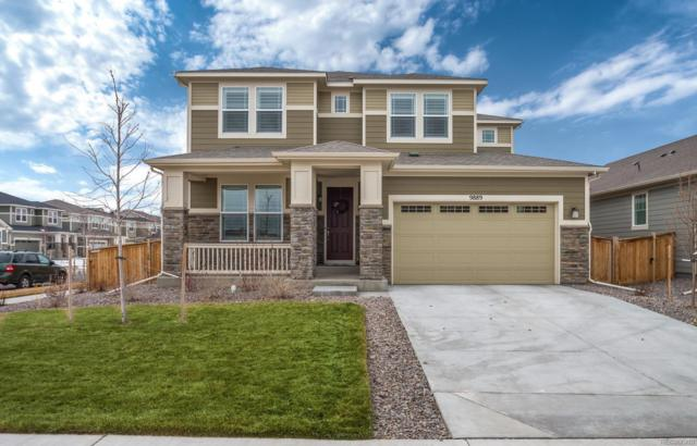 9889 E Kansas Avenue, Aurora, CO 80247 (#8435002) :: The Griffith Home Team