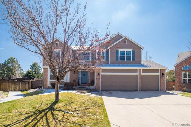 15338 Greenstone Circle, Parker, CO 80134 (#8435204) :: My Home Team