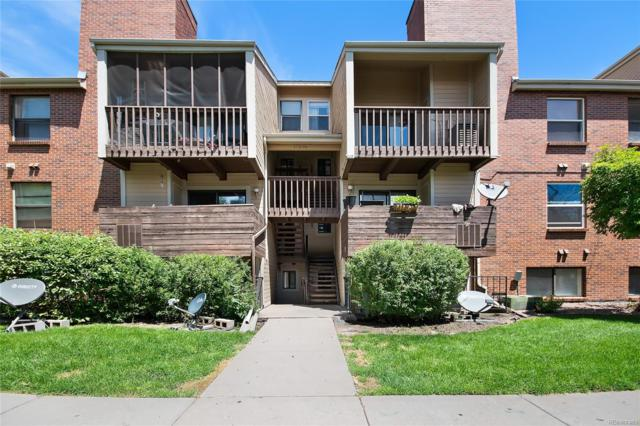15594 E Arizona Avenue #307, Aurora, CO 80017 (#8435550) :: The HomeSmiths Team - Keller Williams