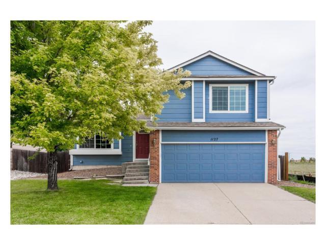 1127 Parsons Avenue, Castle Rock, CO 80104 (MLS #8435868) :: 8z Real Estate