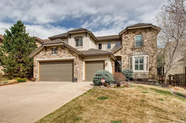 9746 Sunset Hill Drive, Lone Tree, CO 80124 (#8435921) :: Compass Colorado Realty