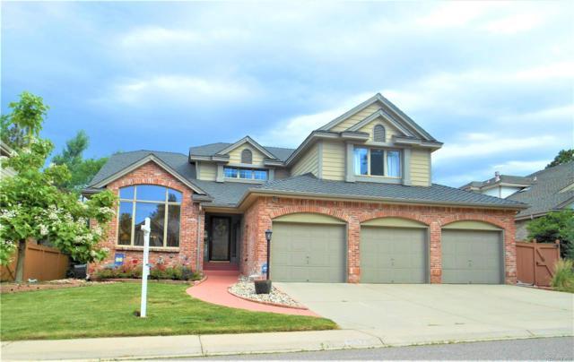 5578 S Jasper Way, Centennial, CO 80015 (#8436023) :: HomeSmart Realty Group