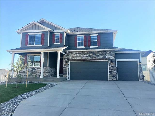 5319 Stagecoach Avenue, Firestone, CO 80504 (#8436522) :: The Peak Properties Group