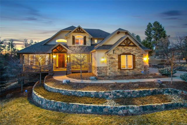 5252 Serene View Way, Parker, CO 80134 (MLS #8436811) :: 8z Real Estate