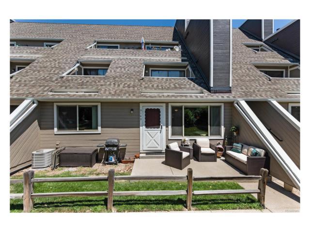 5250 S Huron Way #103, Littleton, CO 80120 (MLS #8436871) :: 8z Real Estate